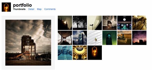 Portfolio de Gilderic : photo-set flickr