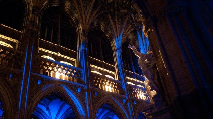 concert Requiem Mozart à Saint-Jacques (Liege)