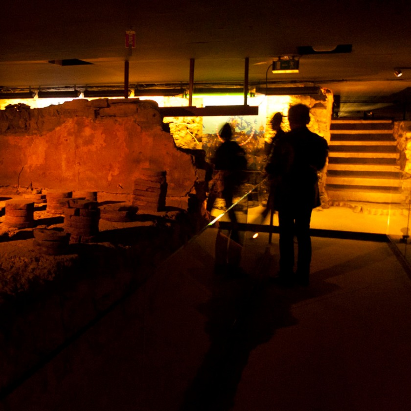"Expo Etnik'Art ""Bones & Trees"", archeoforum de Liege"