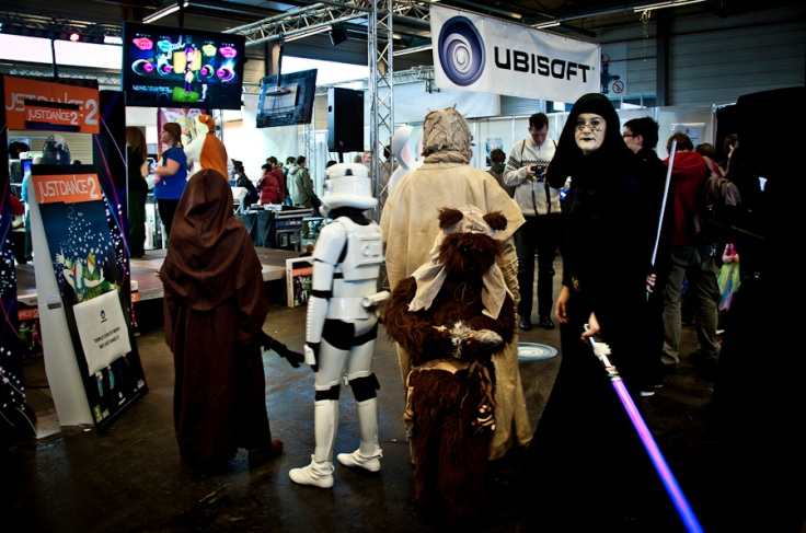 Jedi, Stormtrooper, Jawa & Cie (Cosplay Star Wars, FACTS 2010) - Photo : Gilderic