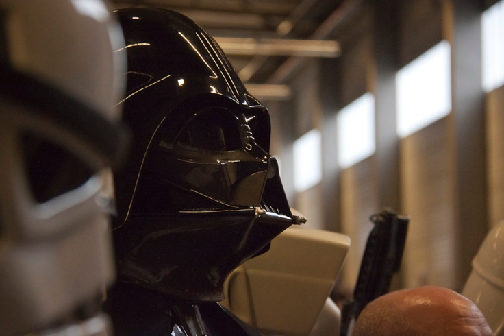 Darth Vador (Star Wars cosplay), FACTS 2010 - Photo : Gilderic