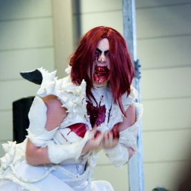 Necronomicon (cosplay facts 2010) - Photo : Gilderic