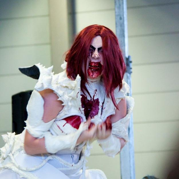 Necronomicon (cosplay facts 2010) - Photo : Gilderic