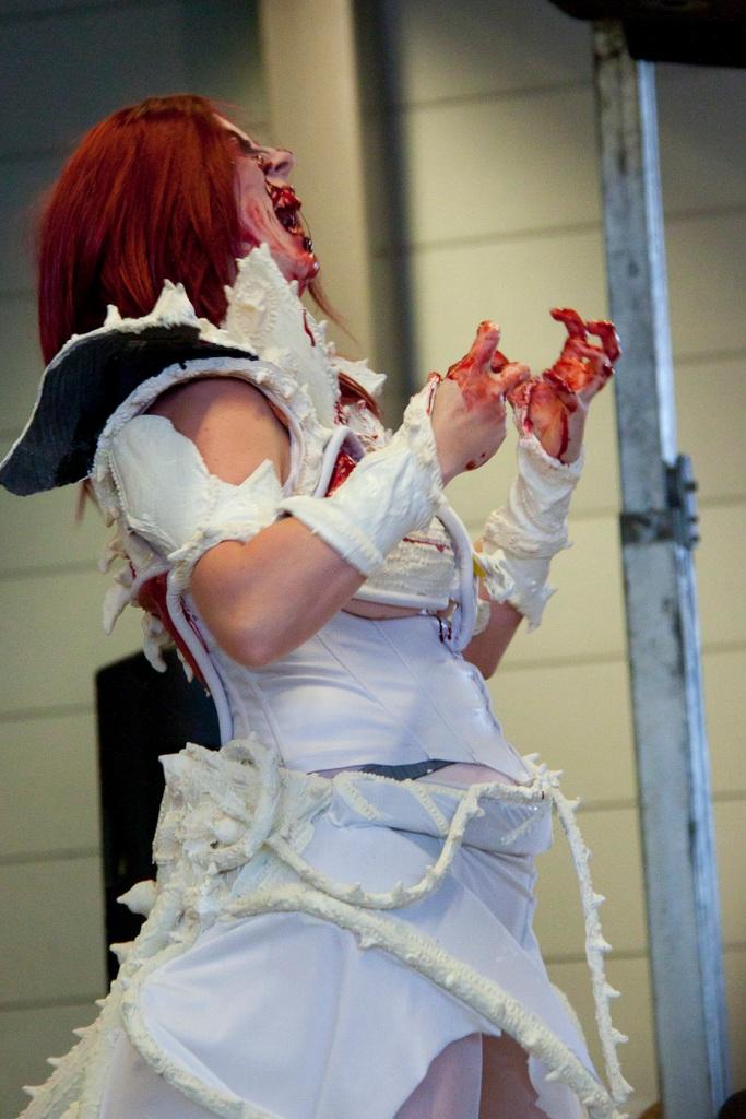 Necronomicon (Cosplay FACTS 2010) Photo : Gilderic