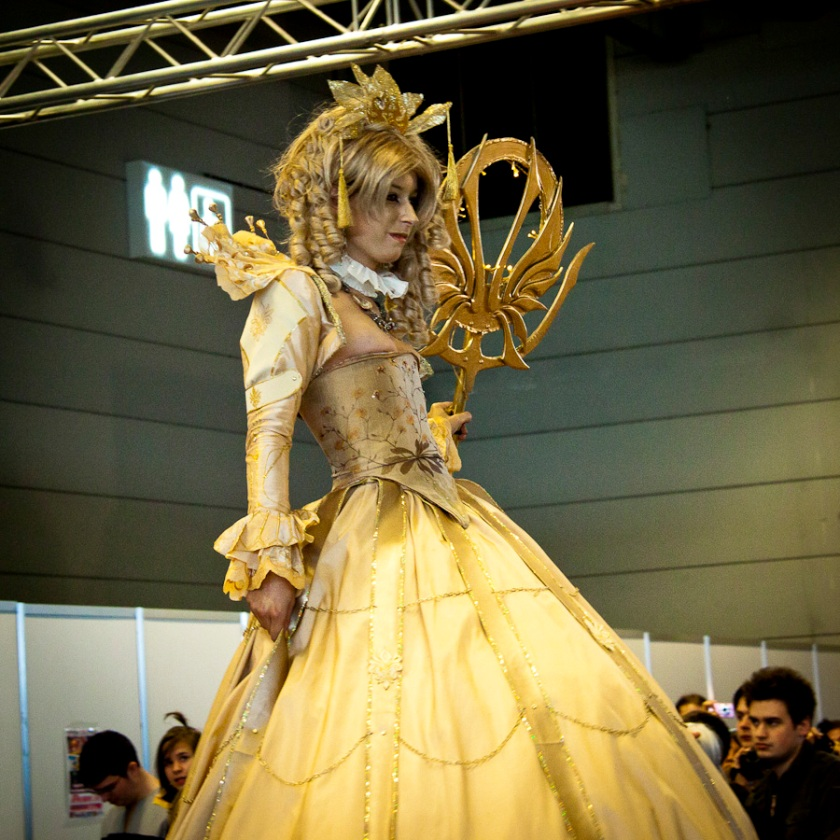 Queen (Anime Manga Game cosplay FACTS 2010 - Photo : Gidleric