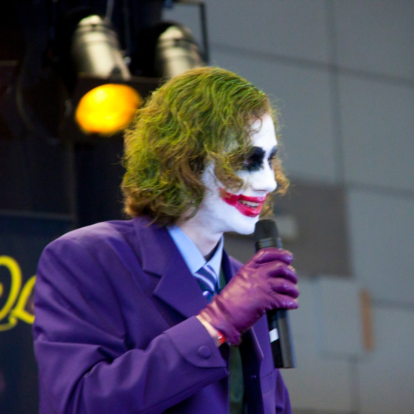 The Joker (FACTS 2010) - Photo : Gilderic