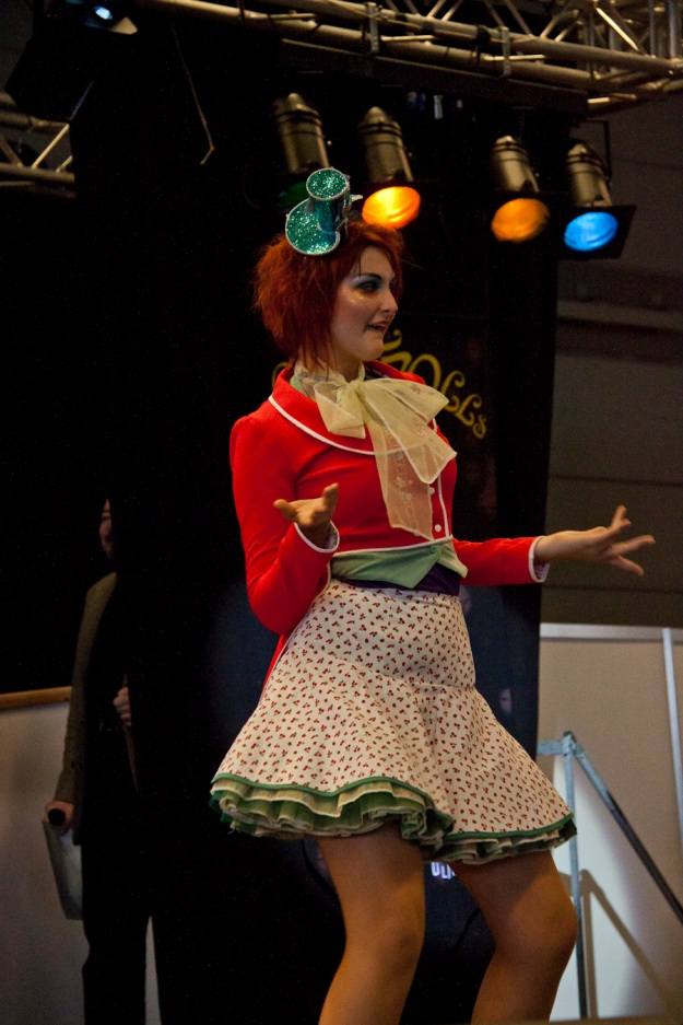 Mad Hatter (Cosplay Movie - FACTS 2010) -  Photo : Gilderic