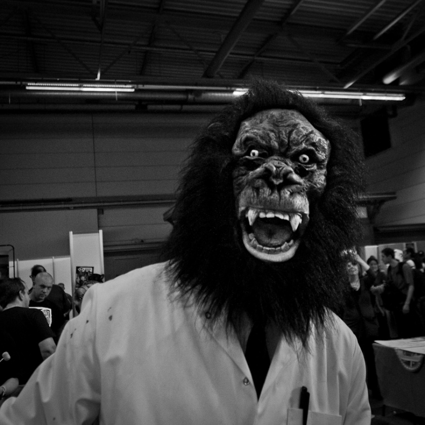 Gorilla Monster (FACTS 2010) - Photo : Gilderic