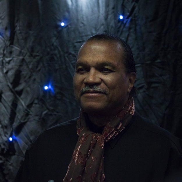 Billy Dee Williams (Lando Calrissian dans Star Wars) - Photo : Gilderic