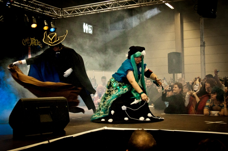 Concours cosplay Facts 2010 (video game) - Photo : Gildéric