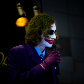 Joker (from Batman, concours cosplay FACTS 2010 - Photo : Gilderic