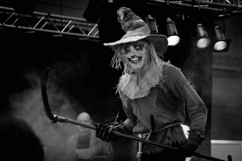 Scarecrow (cosplay FACTS 2010) - Photo : Gilderic