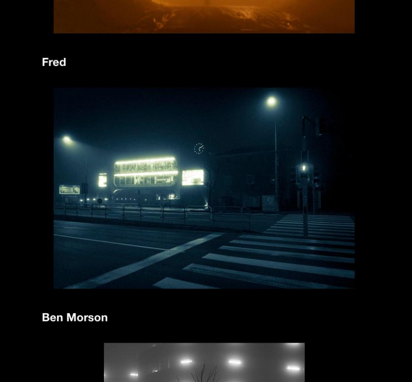 UFOG 2 : Foggy Design - Photo de Gilderic (sur Abuzeedo)