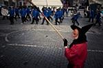 Macrale et fanfare folklorique - Liège - Photo : Gilderic