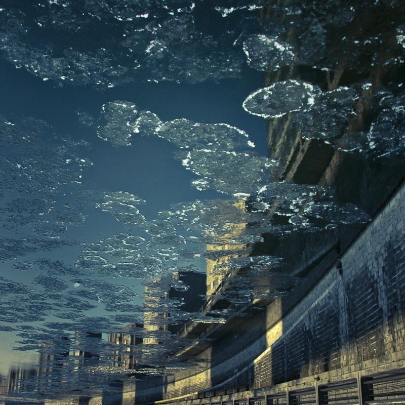 La cité sous la glace - Photo : Gilderic