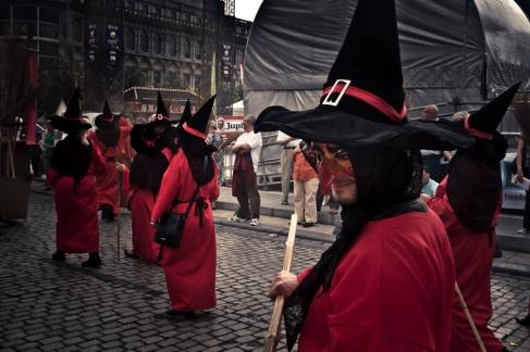 Le sourire de la Macrale (Liège) - Photo : Gilderic