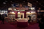 Stand Slovaquie, Salon du Livre de Paris, Photo : Gilderic