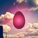 Un oeuf (de Pâques) dans le ciel... (Photo : gilderic)