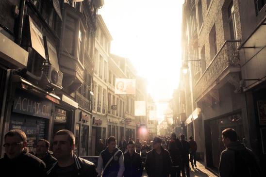 Y'a de l'amour en l'air (Liège) -Photo : Gilderic