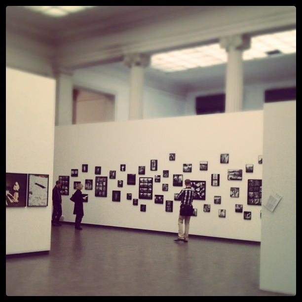 Pictures of an Exhibition of Pictures (MAMAC, Liege) - Photo : Gilderic