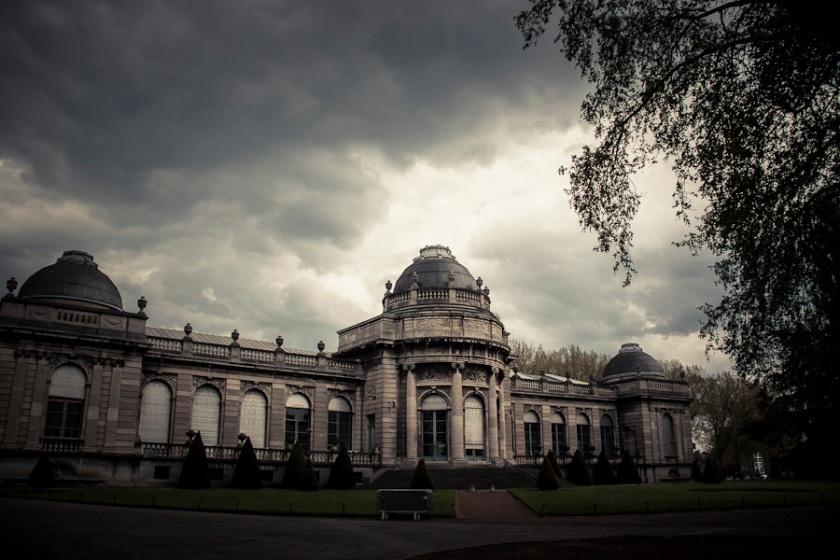 MAMAC (Musée d'art moderne et d'art contemporain de Liège, Parc de la Boverie) - Photo : Gilderic
