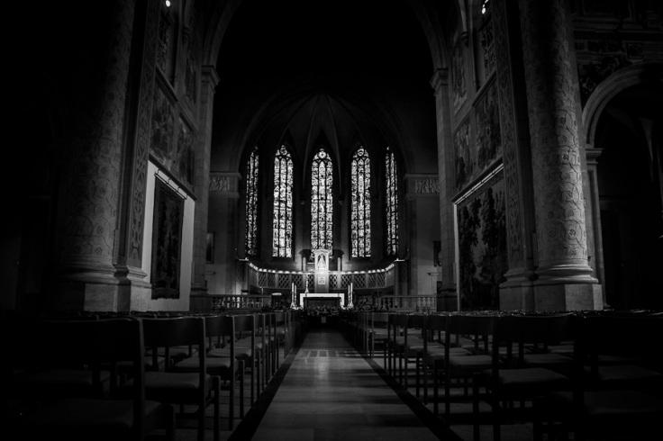Ascension (Eglise Notre-Dame, Luxembourg ville) - Photo : Gilderic