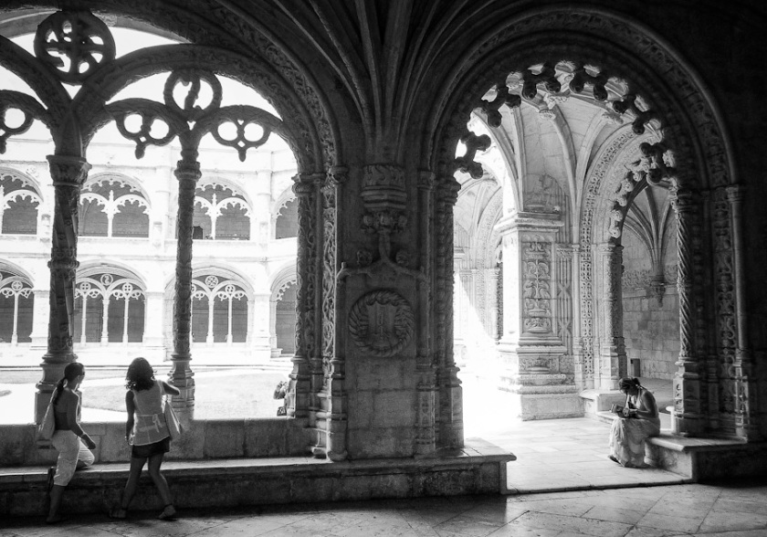 Pentecôte (Mosteiro de Los Jeronimos à Belem (Lisbonne) - Photo : Gilderic