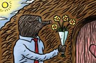 Taupe Chef, épisode 2 (vignette) - Une BD de Gilderic