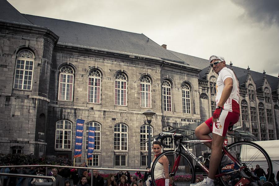 """Char """"Tour de France"""" (Fêtes de Wallonie, Liège, 2011) - Photo : Gilderic"""