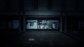 A l'ombre du silence (Rétrospective Comès, BAL, Liège) - Photo : Gilderic