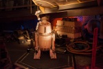Droïde (Star Tours, Disneyland Paris) - Photo : Gilderic