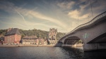 Canicule (Heat Wave) - Pont et Grand Curtius , Liège (Photo : Gilderic)
