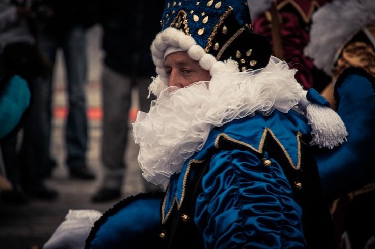 Costume de carnaval (Fêtes de Wallonie, Liège) - Photo : Gilderic