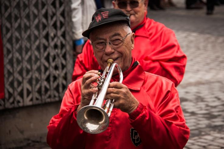 La Trompette des Wallos (Fêtes de Wallonie, Liège) - Photo : Gilderic