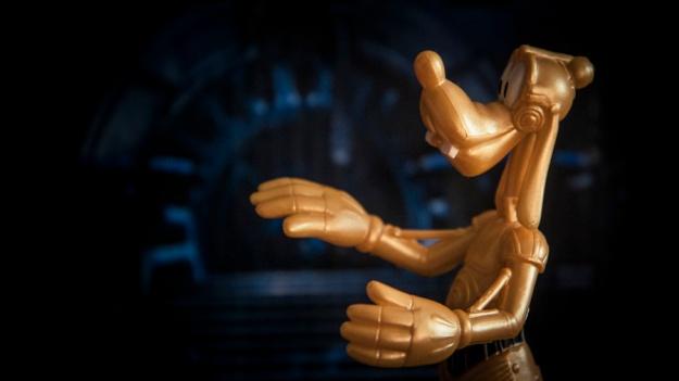 Toys Disney Star Wars : C6Dingo - Photo : Gilderic
