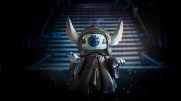 Toys Disney Star Wars : Stitch Palpatine - Photo : Gilderic