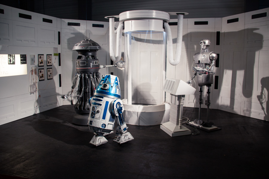 Facts 2012 : Centre médical Star Wars (Photo : Gilderic)