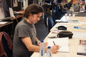 FACTS 2012 : Charlie Adlard (Walking Dead) - Photo : Gilderic