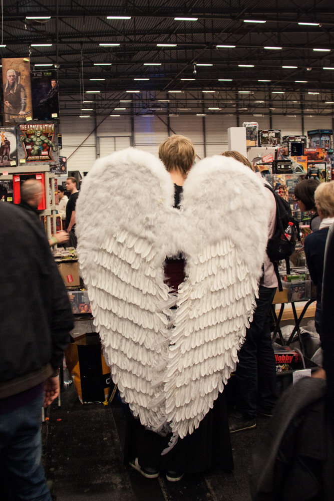 FACTS 2012 : Un ange ou un X-Men ? - Photo : Gilderic