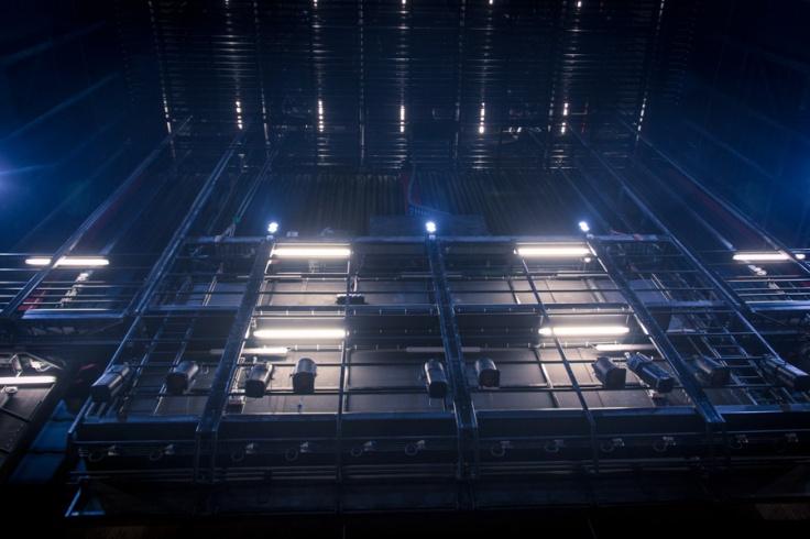 Opéra Royal de Wallonie rénové : sur la scène (Photo : Gilderic)