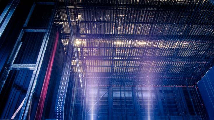 Opéra de Wallonie rénové : le Gril (Photo : Gilderic)