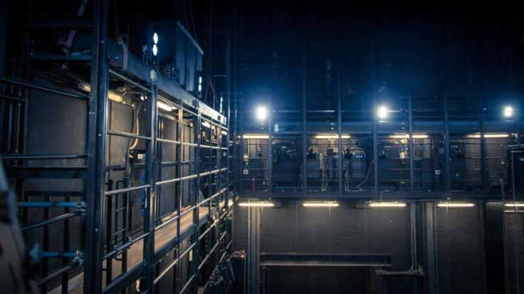 Opéra de Wallonie rénové : le Grill (Photo : Gilderic)