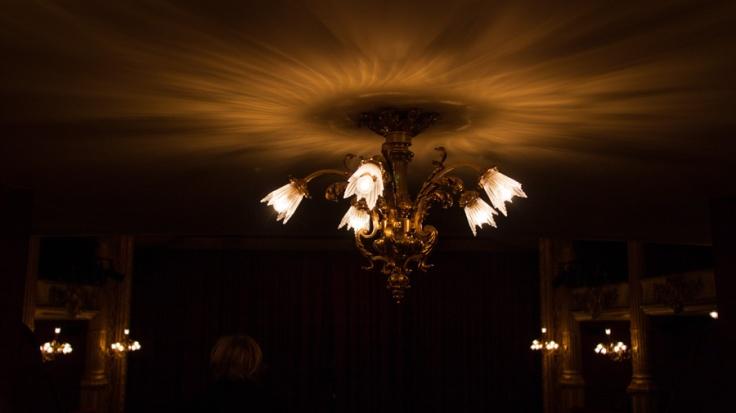 Opéra Royal de Wallonie rénové : fantômes et lumières (Photo : Gilderic)