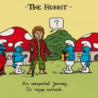 The Hobbit : un voyage inattendu...