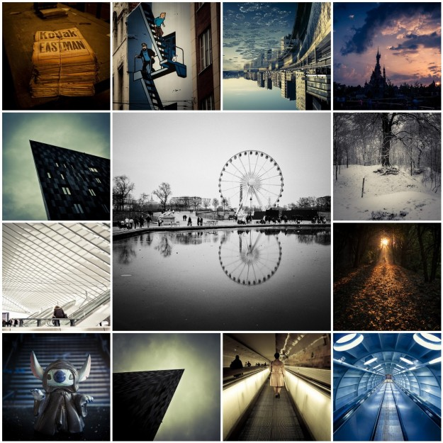 Retrospective Photos Gilderic 2012
