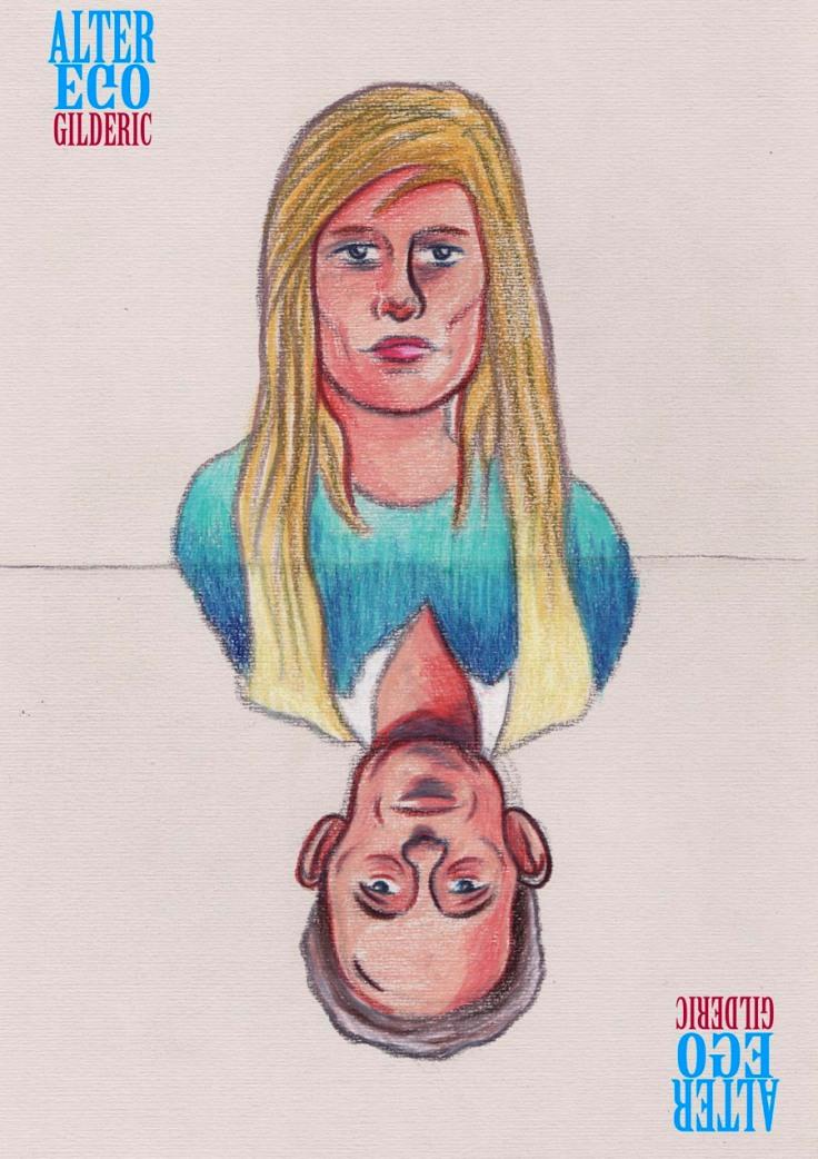 Alter Ego Portraits - Dessin de Gilderic