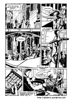 Si Vieux (Le Pape et le Dictateur) - Page 5 - Une BD de Gilderic