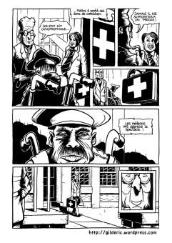 Si Vieux (Le Pape et le Dictateur) - Page 6 - Une BD de Gilderic