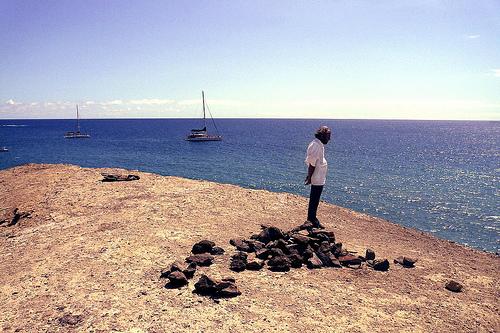 Papa (Ténérife, Iles Canaries) - Photo : Gilderic