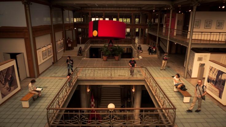 Exposition Spirou CBBD (Bruxelles) - Photo : Gilderic